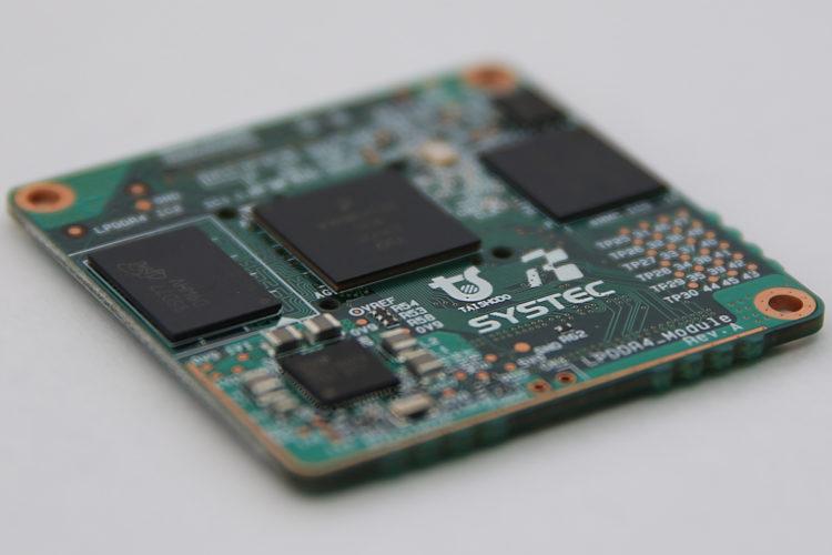 i.MX8M Mini - LPDDR4 評価ボード実装完了