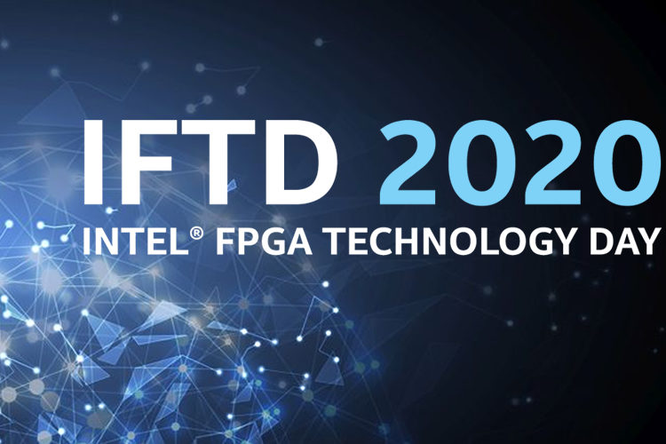 インテル® FPGA テクノロジー・デイ オンライン出展のお知らせ