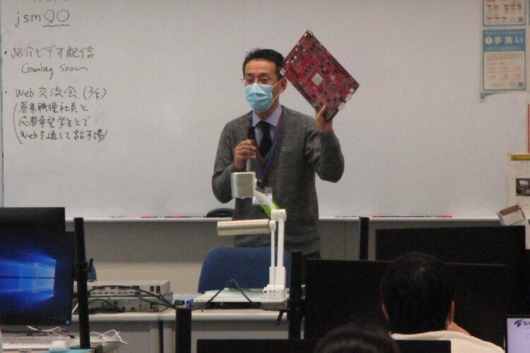浜松職業能力開発短期大学校にてキャリア授業をしました